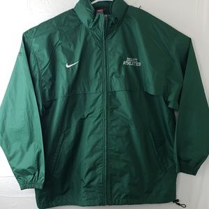 NikeTeam Mens Color Green Size XL Jacket Hoodie